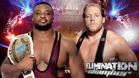 Big E vs Jack Swagger