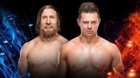 Daniel Bryan vs The Miz