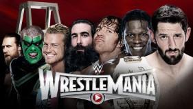 Intercontinental Championship Ladder Match