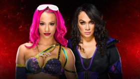 Sasha Banks vs Nia Jax