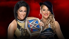 SmackDown Women's Champion Bayley vs. Lacey Evans