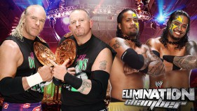 The New Age Outlaws vs The Usos