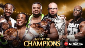 The New Day vs The Dudley Boyz