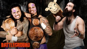 The Usos vs. The Wyatt Family (2-out-of-3 Falls Match)