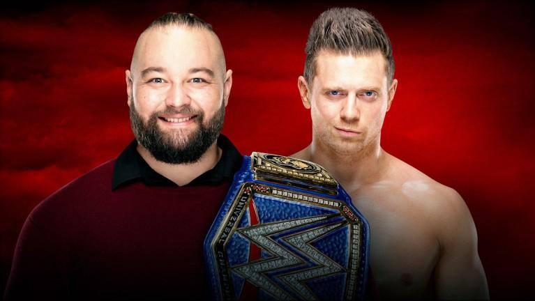 Universal Champion Bray Wyatt vs. The Miz