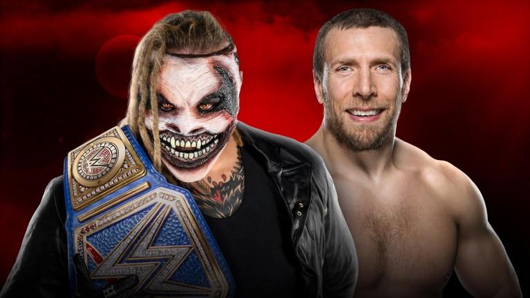 "Universal Champion ""The Fiend"" Bray Wyatt vs. Daniel Bryan"