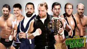 World Heavyweight Championship Contract Money in the Bank Ladder Match