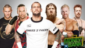 WWE Championship Contract Money in the Bank Ladder Match