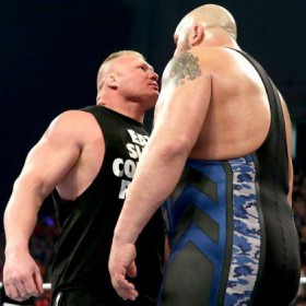 Brock Lesnar vs Big Show : le passé
