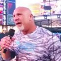 Goldberg remonte sur le ring