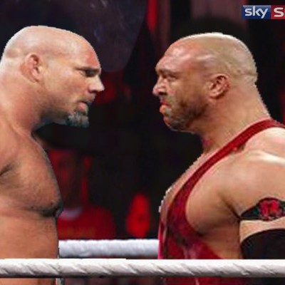 Goldberg vs Ryback