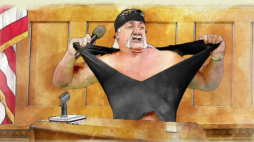 Hulk Hogan 2 - Gawker 0