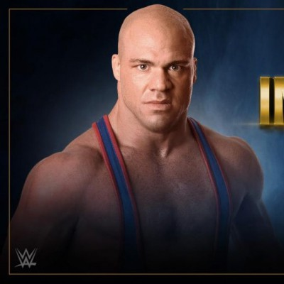 Kurt Angle intronisé au Hall Of Fame 2017 de la WWE
