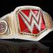 Nouvelle ceinture de championne féminine de la WWE