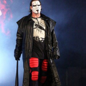 Sting après Night Of champions