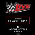 WWE à Paris Bercy le 22 avril 2016