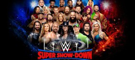 WWE Super Show-Down sur AB1