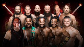 50-man Greatest Royal Rumble Match