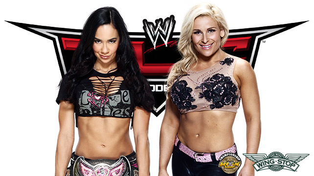 AJ Lee vs Natalya
