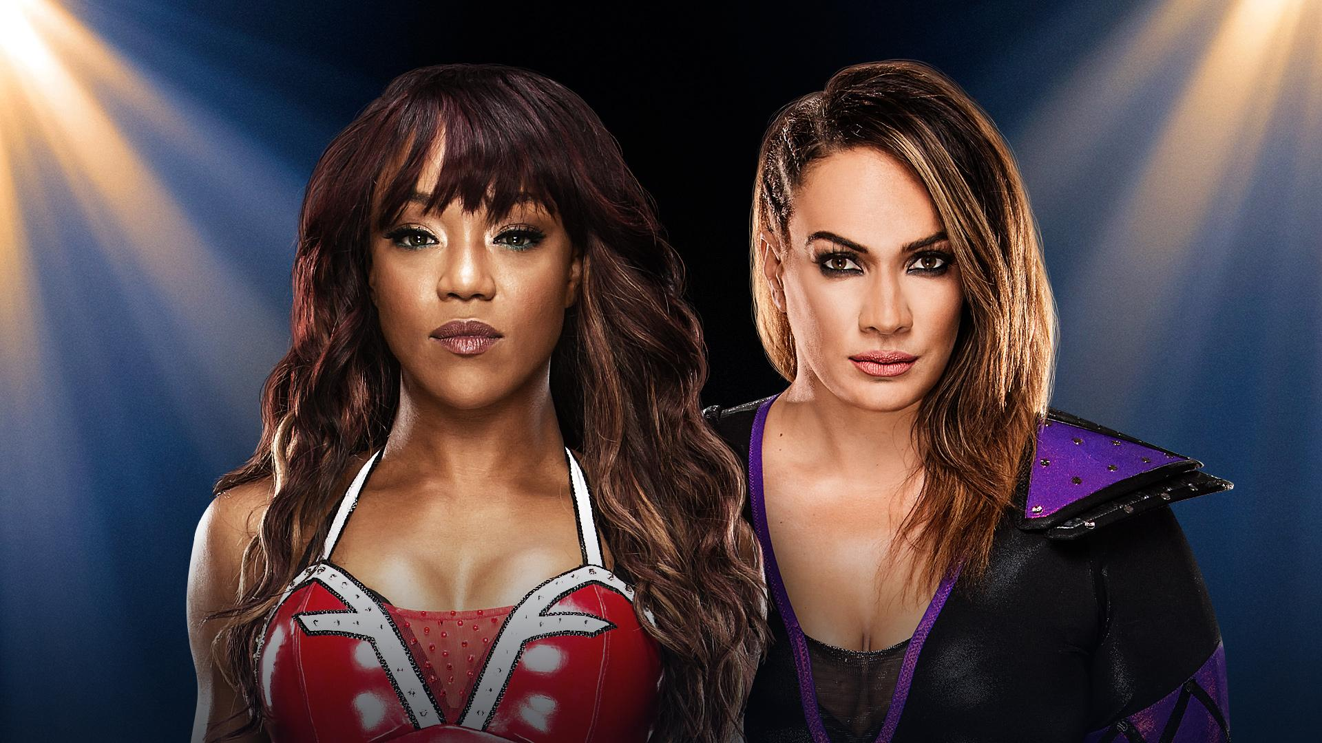Alicia Fox vs Nia Jax