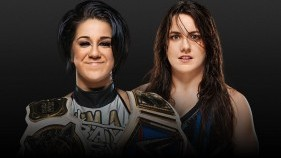 Affiche du Bayley vs. Nikki Cross - SmackDown Women's Championship Match à Extreme Rules 2020