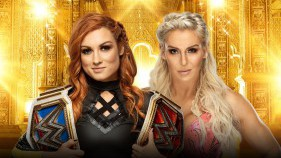 Becky Lynch vs Charlotte Flair