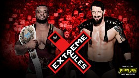 Affiche du Big E vs Bad News Barrett à Extreme Rules 2014