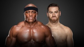 Bobby Lashley vs Sami Zayn