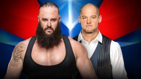 Braun Strowman vs Baron Corbin (No Disqualification Match)