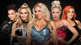 Charlotte Flair vs Becky Lynch vs Natalya vs Tamina vs Lana