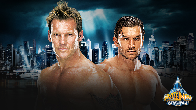 Chris Jericho vs Fandango