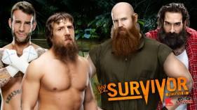 CM Punk et Daniel Bryan vs Erick Rowan et Luke Harper