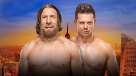 Daniel Bryan vs The Miz