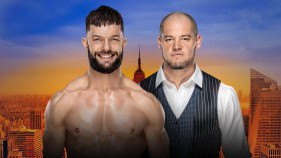 Finn Bálor vs Constable Baron Corbin