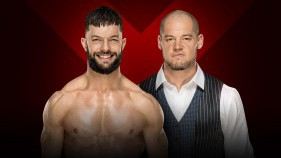 "Finn Bálor vs ""Constable"" Baron Corbin"