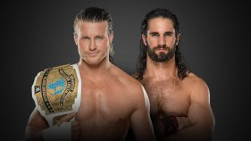 Intercontinental Champion Dolph Ziggler vs Seth Rollins