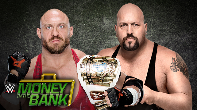 Intercontinental Champion Ryback vs Big Show
