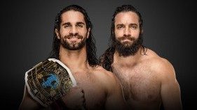 Intercontinental Champion Seth Rollins vs Elias