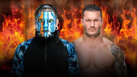 Jeff Hardy vs Randy Orton - Hell in a Cell Match