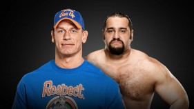 John Cena vs Rusev (Flag Match)