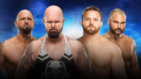 Luke Gallows et Karl Anderson vs The Revival