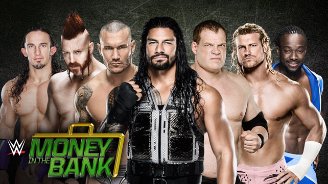 Money in the Bank Contract Ladder Match