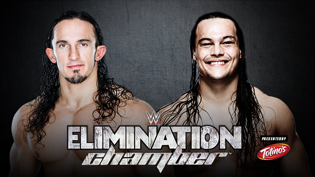 Neville vs Bo Dallas