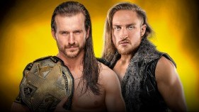 NXT Champion Adam Cole vs. Pete Dunne