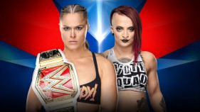 Raw Women's Champion Ronda Rousey vs Ruby Riott