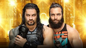 Roman Reigns vs Elias