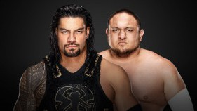 Roman Reigns vs Samoa Joe