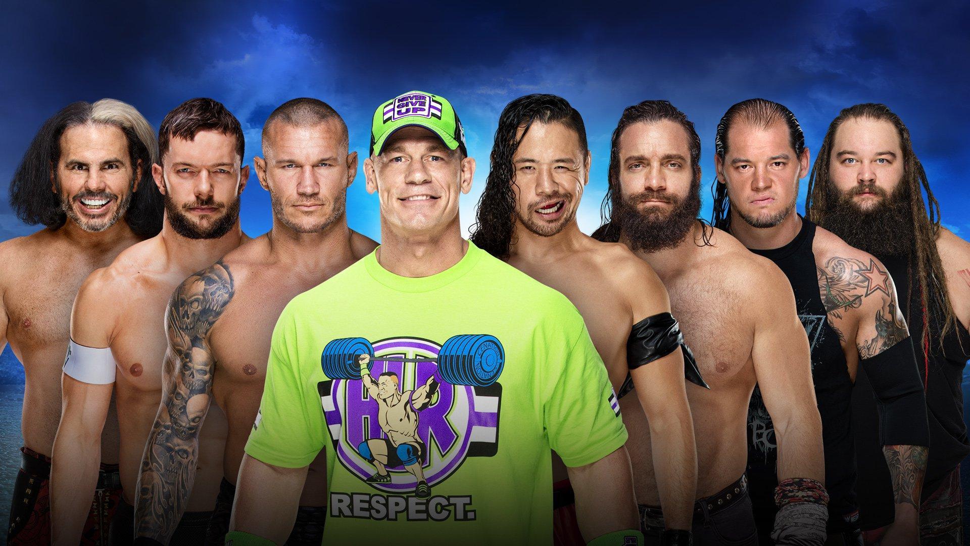 Royal Rumble Match 2018