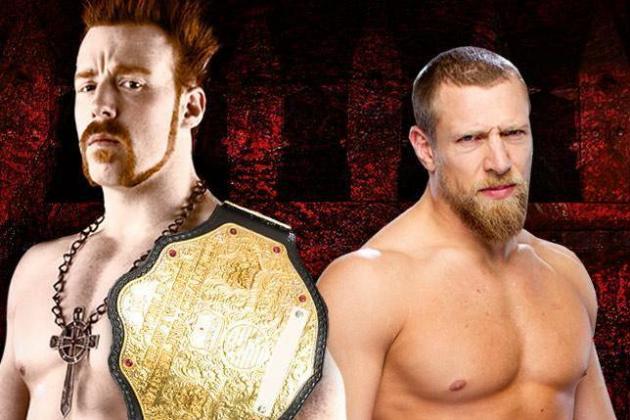 Sheamus vs Daniel Bryan à ExtremeRules 2012 - bettings ...