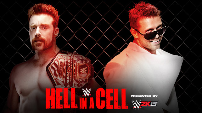 Sheamus vs The Miz à Hell In A Cell 2014 - bettings - Bet ...